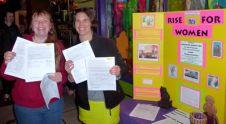 Stop Violence Against Women Petitions